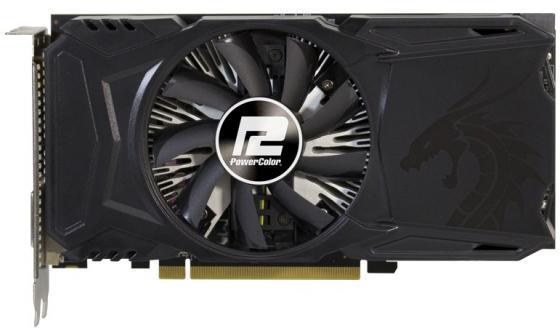 Видеокарта PowerColor Radeon RX 560 RADEON RX 560 PCI-E 2048Mb GDDR5 128 Bit Retail AXRX 560 2GBD5-DHAV2 цена 2017