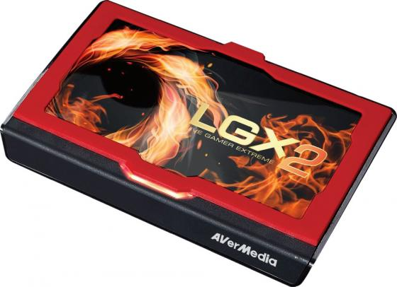цена на Карта видеозахвата Avermedia Live Gamer Extreme 2 GC551 внешний USB 3.1
