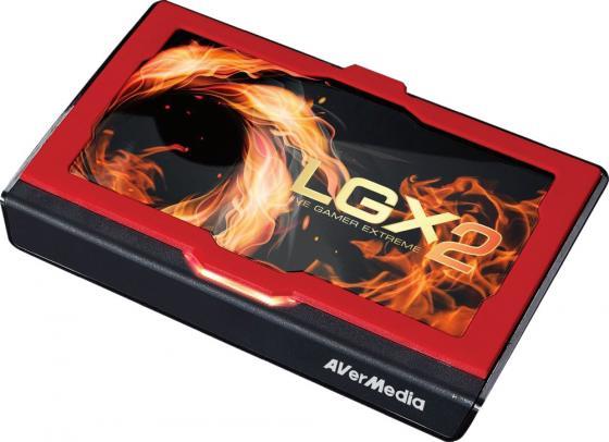 Карта видеозахвата Avermedia Live Gamer Extreme 2 GC551 внешний USB 3.1 карта видеозахвата avermedia live gamer portable