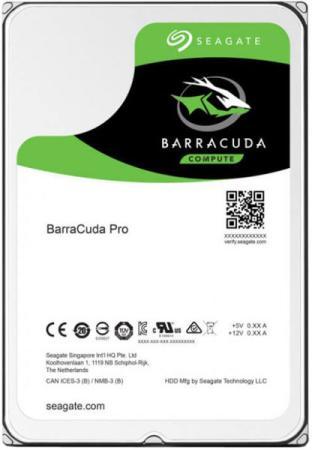 """Жесткий диск для ноутбука 2.5"""" 500 Gb 7200rpm 128Mb Seagate BarraCuda Pro SATA III 6 Gb/s цена и фото"""