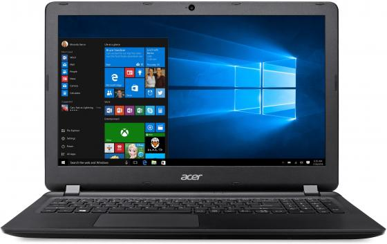 Ноутбук Acer Aspire ES1-523-294D 15.6 1366x768 AMD E-E1-7010 500 Gb 4Gb AMD Radeon R2 черный Windows 10 Home NX.GKYER.013 kefu dazqsamb6f1 for acer e1 471 e1 471g aspire dazqsamb6f1 laptop motherboard ddr3 e1 471 mainboard 100% tested motherboard