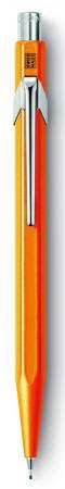 Карандаш механический Caran D'Ache Office Popline Orange Fluo 844.030