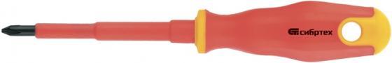 Отвертка диэлектрическая Сибртех 12934