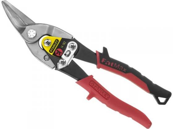 Ножницы по металлу STANLEY 2-14-562 левые ножницы по металлу stanley 2 14 564 правые