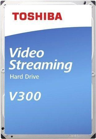 "Жесткий диск 3.5"" 500 Gb 5700rpm 64Mb cache Toshiba Video Streaming V300 SATA III 6 Gb/s HDWU105UZSVA цена"