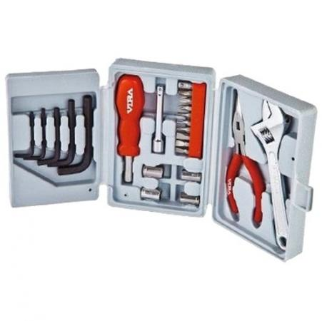 Набор ручного инструмента VIRA 305001 23 предмета набор инструмента