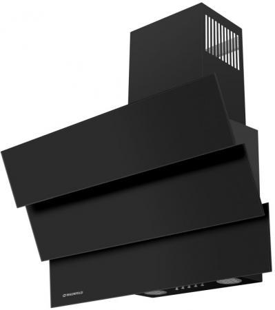 Вытяжка подвесная Maunfeld Cascada Mini 60 черный