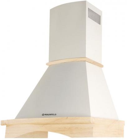 Вытяжка каминная Maunfeld Gretta C 60 бежевый вытяжка каминная maunfeld tower round 50 white белый