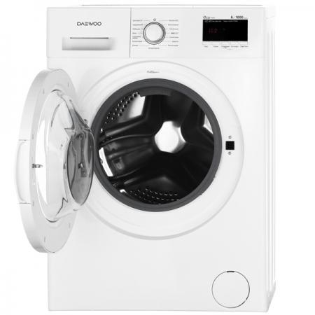 Стиральная машина DAEWOO DWD-SV60D1 белый стиральная машина daewoo electronics dwd cv702w