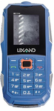 "Мобильный телефон LEXAND R2 Stone синий 1.77"" 32 Мб мобильный телефон lexand lph1 mini белый 1 44"