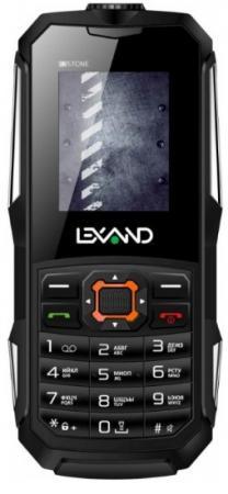 Мобильный телефон LEXAND R2 Stone черный 177 32 Мб 4G LTE