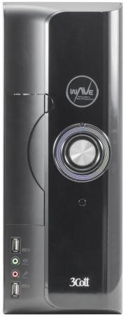 все цены на Корпус microATX 3Cott S10 III 400 Вт чёрный онлайн
