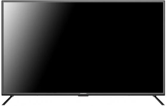 "Телевизор LED 43"" Erisson 43ULEA99T2SM черный 3840x2160 50 Гц Wi-Fi VGA цены онлайн"