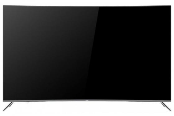 Телевизор LCD 65 4K GREY LE65Q6500U HAIER 4k uhd телевизор haier le43f1000tu