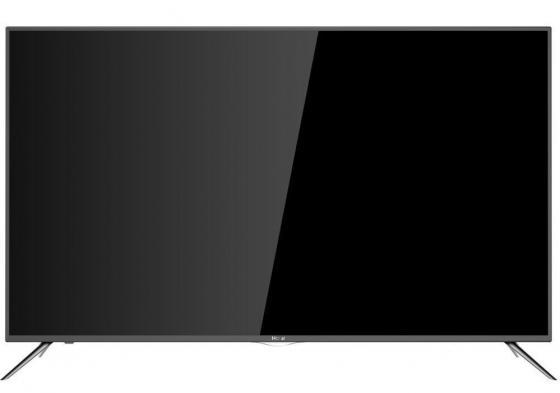 Телевизор LCD 50 4K BLACK LE50K6500U HAIER телевизор lcd 32 silver le32k6000s haier