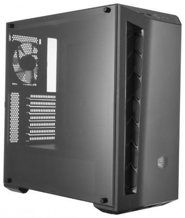 Корпус ATX Cooler Master MasterBox MB510L Без БП чёрный MCB-B510L-KANN-S01 корпус atx miditower cooler master masterbox mb510l mcb b510l kann s02 black white