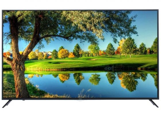 Купить Телевизор LCD 55 4K GREY LE55K6500U HAIER, Плазменный телевизор, черный