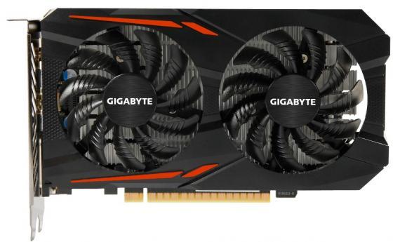 Видеокарта PCIE16 GTX1050TI 4GB GDDR5 GV-N105TOC-4GD V1.1 GIGABYTE gigabyte brix gb bki3ha 7100