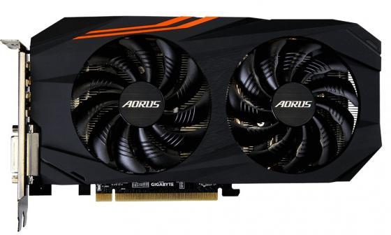 Видеокарта GigaByte Radeon RX 580 AORUS Radeon RX580 PCI-E 4096Mb 256 Bit Retail GV-RX580AORUS-4GD 1.1 видеокарта msi radeon rx 550 radeon rx 550 4gt lp oc pci e 4096mb gddr5 128 bit retail rx 550 4gt lp oc