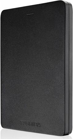 Внешний жесткий диск USB3 2TB EXT. 2.5 BLACK HDTH320EK3AB TOSHIBA внешний жесткий диск lacie stfr2000800 2tb rugged mini usb c 2 5