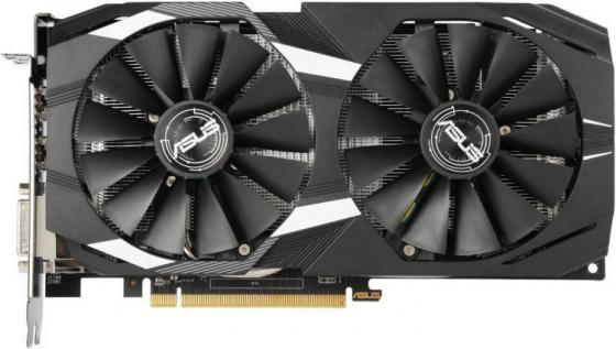 Видеокарта ASUS Radeon RX 580 AMD Radeon RX 580 PCI-E 8192Mb GDDR5 256 Bit Retail DUAL-RX580-8G видеокарта sapphire radeon rx 580 11265 21 20g pci e 8192mb 256 bit retail