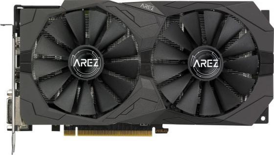 Видеокарта ASUS Radeon RX 570 AREZ Strix PCI-E 4096Mb GDDR5 256 Bit Retail AREZ-STRIX-RX570-O4G-GAMING