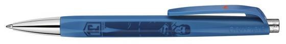 Ручка шариковая Carandache Office INFINITE SUPERMAN (888.701) синий подар.кор.
