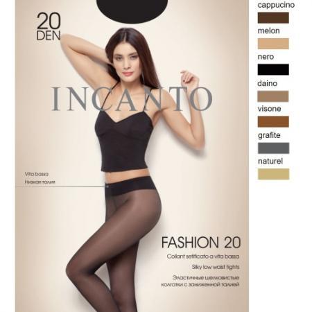 Incanto Колготки Fashion 20 VB Daino, 4 цены онлайн
