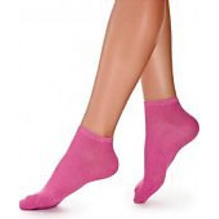 Incanto Носки женские cot IBD733001 размер 2 Blu носки женские incanto collant цвет черный nero ibd733001 размер 3 39 40