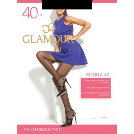Glamour Колготки Betulla 40 Daino, 5 glamour колготки betulla 40 nero 5