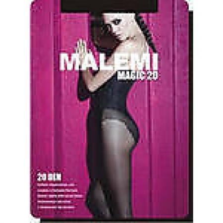 где купить Malemi Колготки Magic 20 Nero, 4 дешево