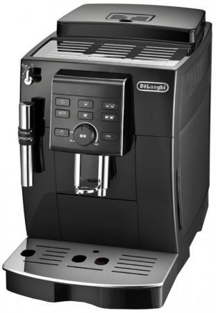 Кофемашина DeLonghi ECAM 23.120 1450 Вт черный кофемашина delonghi ecam 350 15 b 1450 вт черный