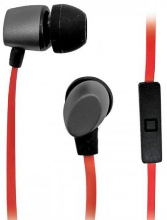 Наушники BBK EP-1560S Compact темно-серый цена и фото