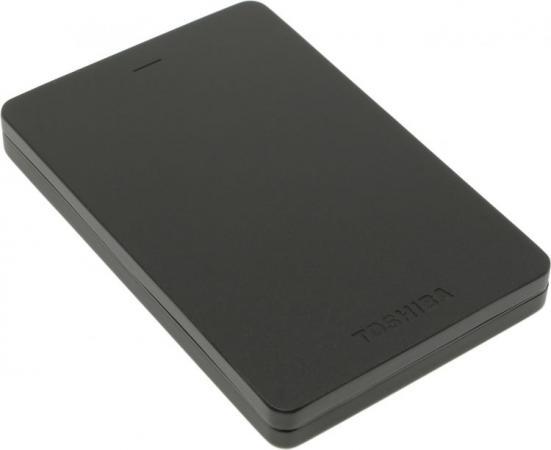 Внешний жесткий диск USB3 500GB EXT. 2.5 BLACK HDTH305EK3AB TOSHIBA