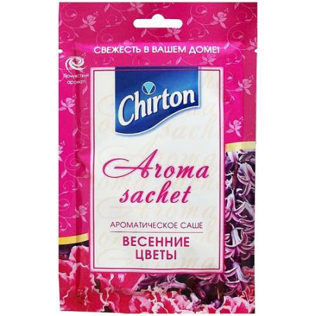 CHIRTON Ароматическое саше Весенние цветы 15г tprhm c2030 high quality color copier toner powder for ricoh mp c2030 c2050 c2530 c2550 mpc2550 mpc2530 1kg bag free fedex
