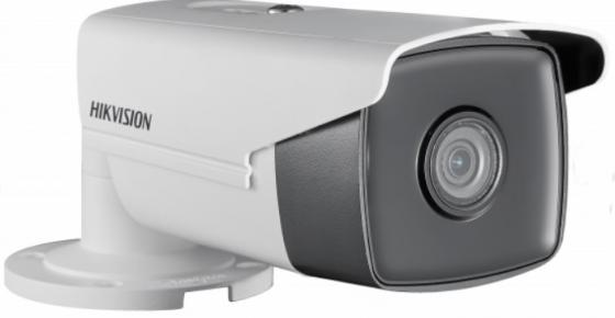 Камера IP Hikvision DS-2CD2T43G0-I8-2.8MM CMOS 1/3 2.8 мм 2688 x 1520 H.264 Н.265 MJPEG RJ45 10M/100M Ethernet PoE белый видеокамера hikvision ds 2cd2t83g0 i8 cmos 1 2 5 3840 x 2160 h 264 h 264 н 265 h 265 rj45 10m 100m ethernet poe белый