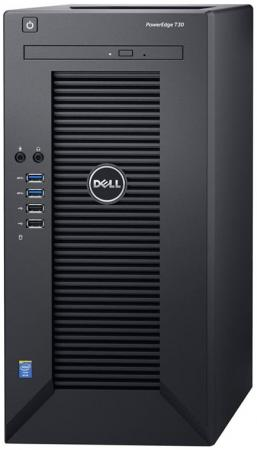 Сервер Dell PowerEdge T30 E3-1225v5, 8GB DDR4, 2x500GB SSD SATA +1TB SATA 7.2k HDD, Intel RSC, DVDRW, 1GbE, AMT11, Tower, 1Y NBD kingfast ssd 128gb sata iii 6gb s 2 5 inch solid state drive 7mm internal ssd 128 cache hard disk for laptop disktop