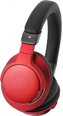 Гарнитура Audio-Technica ATH-AR5BTRD красный гарнитура audio technica ath ckl220is wh белые