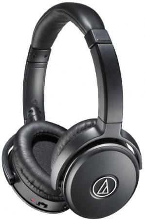 Наушники AUDIO-TECHNICA ATH-ANC50IS Дуговые закрытого типа наушники audio technica ath pro5mk3 black