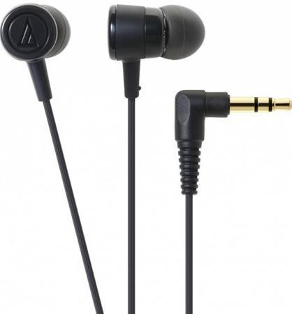 Наушники AUDIO-TECHNICA ATH-CKL220 BK вставные цена и фото