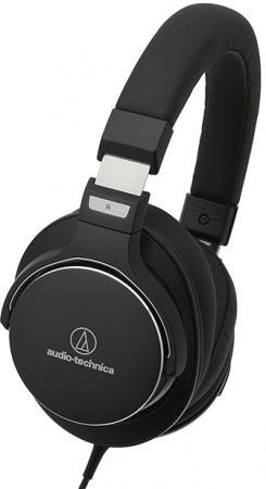 Наушники AUDIO-TECHNICA ATH-MSR7NC Дуговые закрытого типа наушники audio technica ath pro5mk3 black