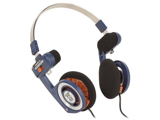 Наушники KOSS Porta Pro Casual серебристый синий наушники koss pro dj200 ktc