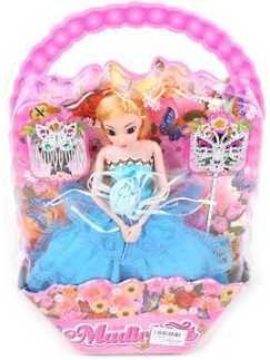 Кукла Эмма 29 см, 2 аксесс., в ассорт. кукла мария 29 см в ассорт