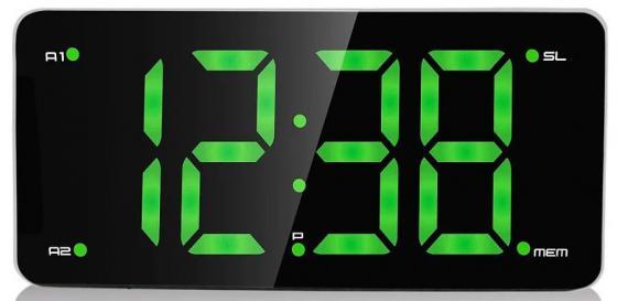 купить Часы с радиоприёмником Max CR-2910 чёрный по цене 2190 рублей