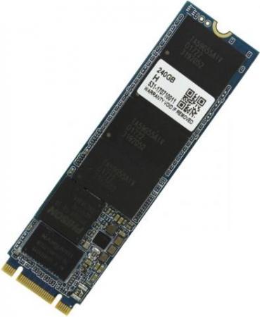 Твердотельный накопитель SSD 2.5 240GB M.2 NVMe Smartbuy M8 240GB 2280 PS5008 TLC (SSDSB240GB-M8-M2) apacer ast280 240gb ssd накопитель ap240gast280 1