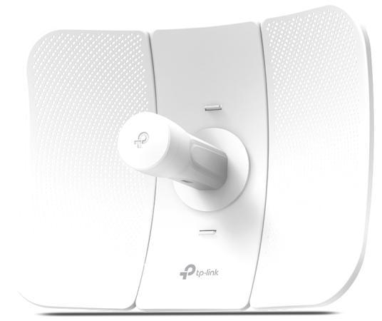 Точка доступа TP-LINK CPE610 802.11n 300Mbps 5 ГГц 1xLAN LAN белый точка доступа tp link wbs210 802 11n 300mbps 2 4 ггц 2xlan poe белый