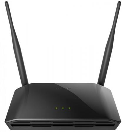 Маршрутизатор D-Link DIR-615/T4A 802.11bgn 300Mbps 2.4 ГГц 4xLAN LAN черный беспроводной маршрутизатор d link dir 878 802 11aс 1900mbps 2 4 ггц 5 ггц 4xlan черный