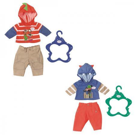 Одежда для кукол Zapf Creation Одежда для мальчика мужская одежда