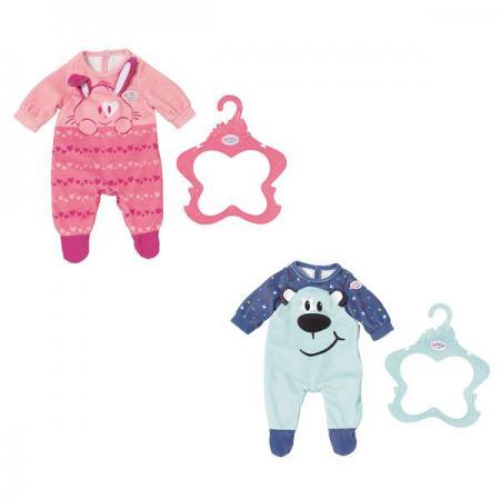 Одежда для кукол Zapf Creation Комбинезончики куклы и одежда для кукол zapf creation baby annabell памперсы 5 штук