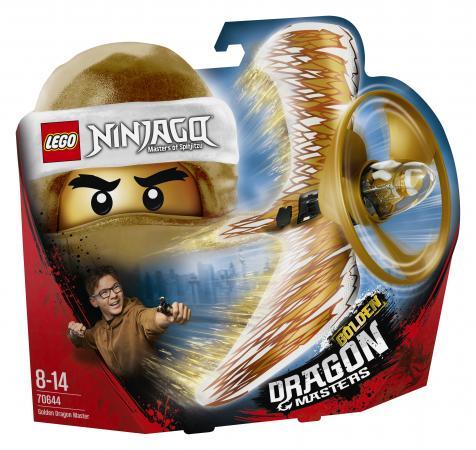 Конструктор LEGO Хозяин Золотого дракона 70644 конструктор lego elves 41178 логово дракона